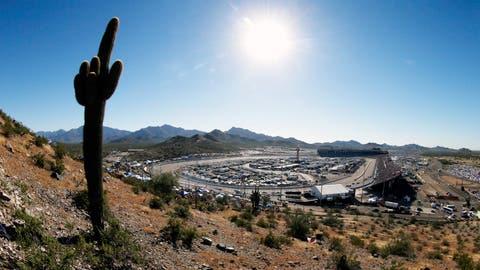Phoenix International Raceway -- spring