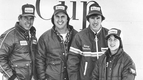 All in the family: NASCAR through the years