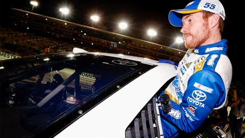 2. When will Brian Vickers beat his health problems for good?