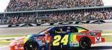 Through the years: A look back at Jeff Gordon's seasons in NASCAR's top series