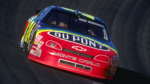 1995 All-Star Race at Charlotte Motor Speedway