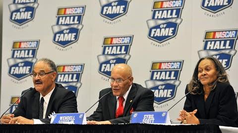 Photos: Night at the NASCAR Hall