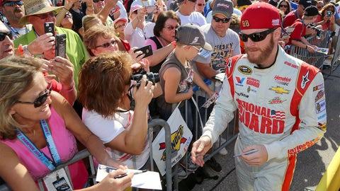 7. Dale Earnhardt Jr.