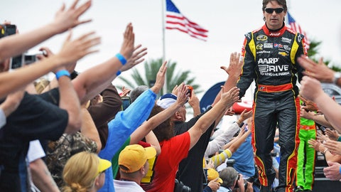 1. Can Jeff Gordon win his final Daytona 500?