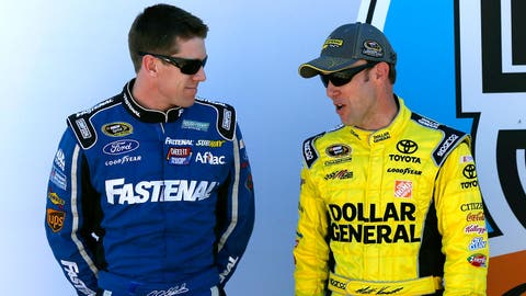 What kind of impact did it have on RFR when top drivers like Carl Edwards and Matt Kenseth left?