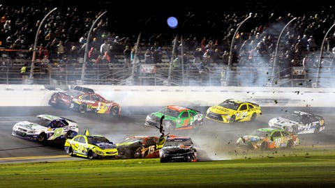 Photos: Looking back on a wild Sprint Unlimited