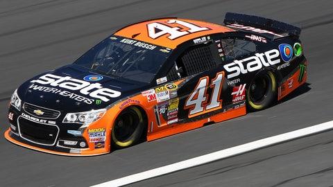 5. Charlotte Motor Speedway, Kurt Busch, 198.771 mph, Oct. 9, 2014