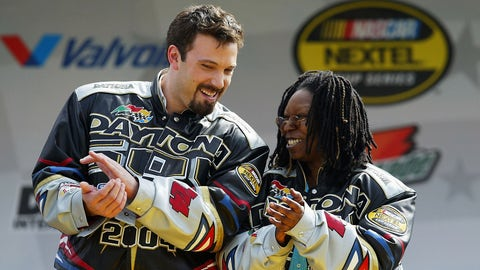 Star power: The Daytona 500 brings out big celebrities