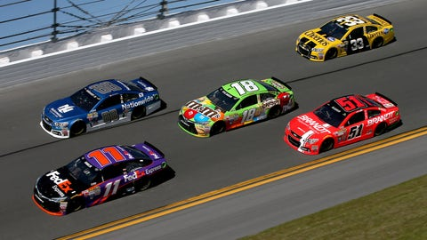 Thumbs up, thumbs down: Who can and can't win the Daytona 500