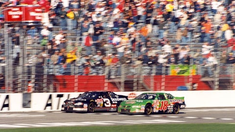 3. Dale holds off Bobby