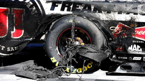 What happens in Vegas: Looking back at the Kobalt 400