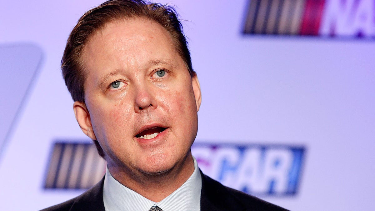 Brian France Reveals His Biggest Failure As Nascar