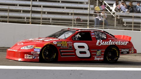 Top 15 alcohol-related NASCAR paint schemes