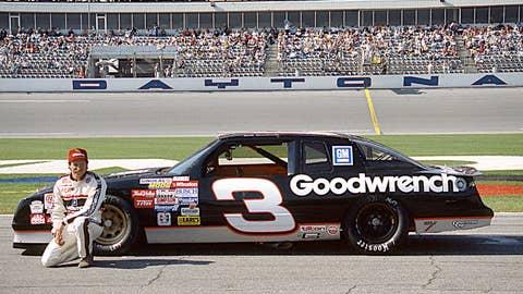 Old-school sponsors