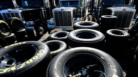Will teams have fewer tires to work with?