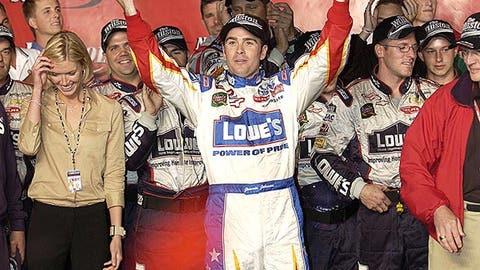 2003: Jimmie Johnson