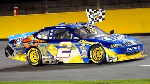 2010: Kurt Busch