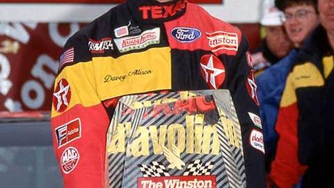1991: Davey Allison