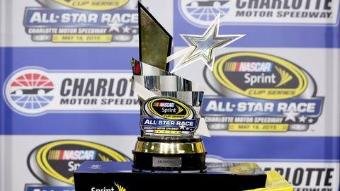 Top 10 all-star races