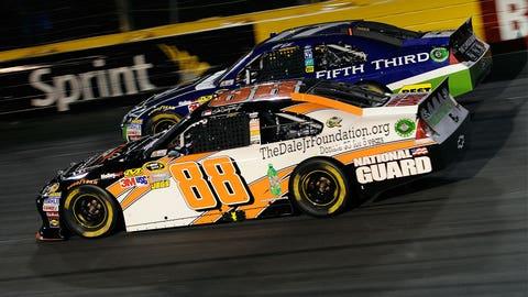 Dale Earnhardt Jr., 2012