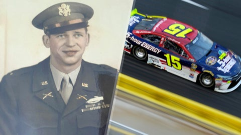 Air Corps Lt. Dale Bowyer/No. 15 Michael Waltrip Racing Toyota of Clint Bowyer