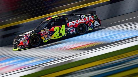 Hendrick Motorsports: The many paint schemes of 2015