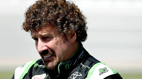 NASCAR's most unforgettable hairdos
