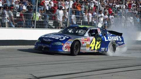 No. 2: 2002 MBNA All-American Heroes 400