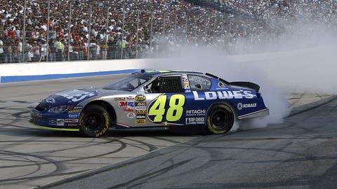 No. 3: 2005 MBNA NASCAR RacePoints 400