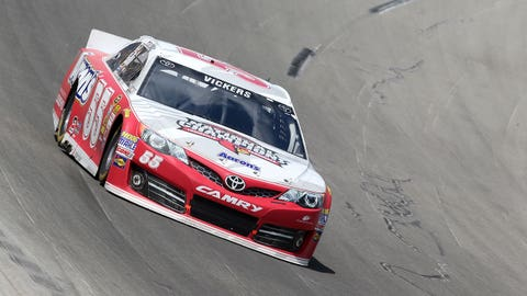 Brian Vickers: University of Louisville