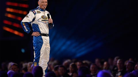 Howie Mandel: Sprint Cup Awards Ceremony