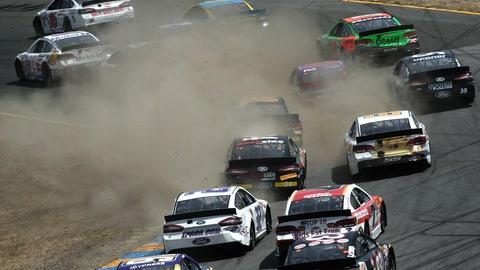 1. Road course racing rocks