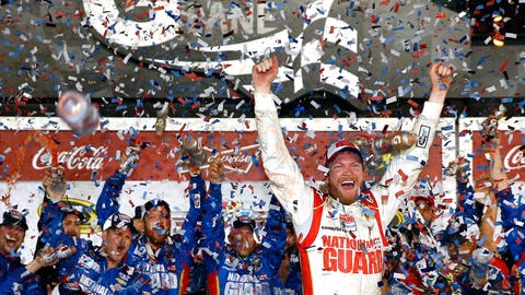 Dale Earnhardt Jr.: 16
