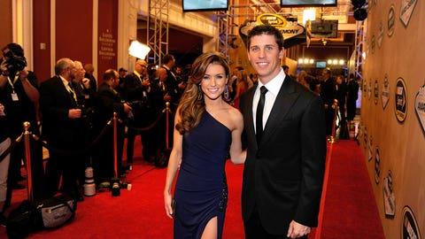 WAG of the Week: Jordan Fish, girlfriend of Denny Hamlin