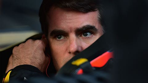 1. Jeff Gordon's last Daytona race