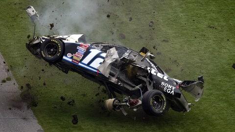 Ryan Newman: Daytona, 2003