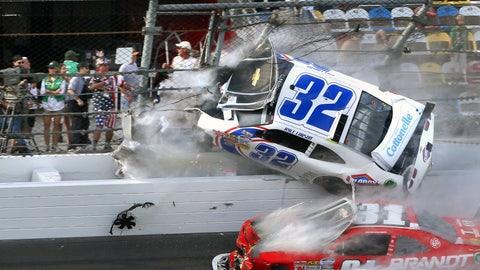 Kyle Larson: Daytona, 2013