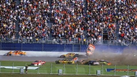 Tony Stewart: Daytona, 2001