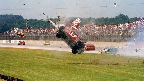 Ken Schrader: Talladega, 1995