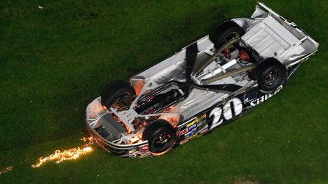 Clint Bowyer: Daytona, 2007