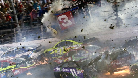 NASCAR's most harrowing wrecks from which drivers escaped