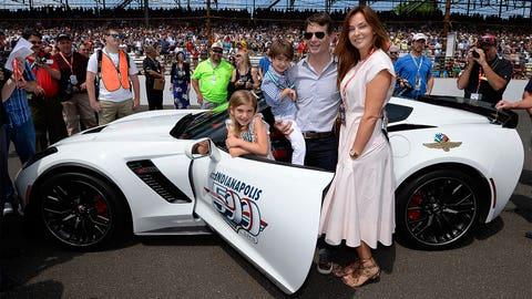 NASCAR WAG of the Week: Ingrid Vandebosch