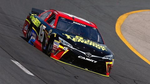 16. Clint Bowyer