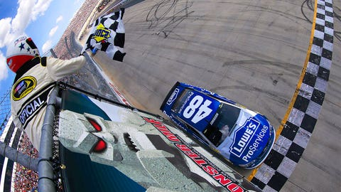 1. Jimmie Johnson