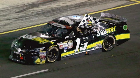 10. Carl Edwards