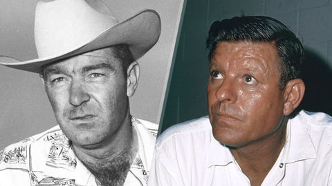 Curtis Turner and Bud Moore