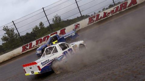 Photos: 2 years of truck racing at Eldora Speedway
