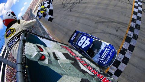 Jimmie Johnson, Fedex 400, Dover International Speedway