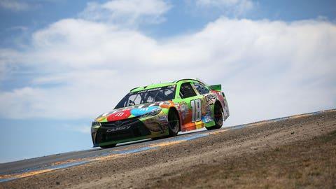 Kyle Busch, Toyota/Save Mart 350 , Sonoma Raceway