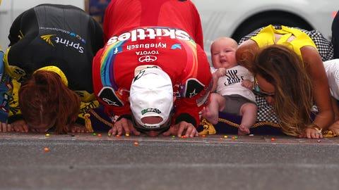 Kyle Busch, Brickyard 400, Indianapolis Motor Speedway